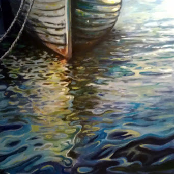 Vatten och båt