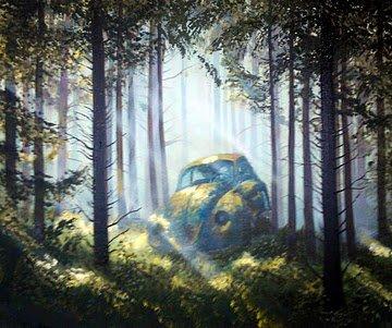 Bubblan i skogen