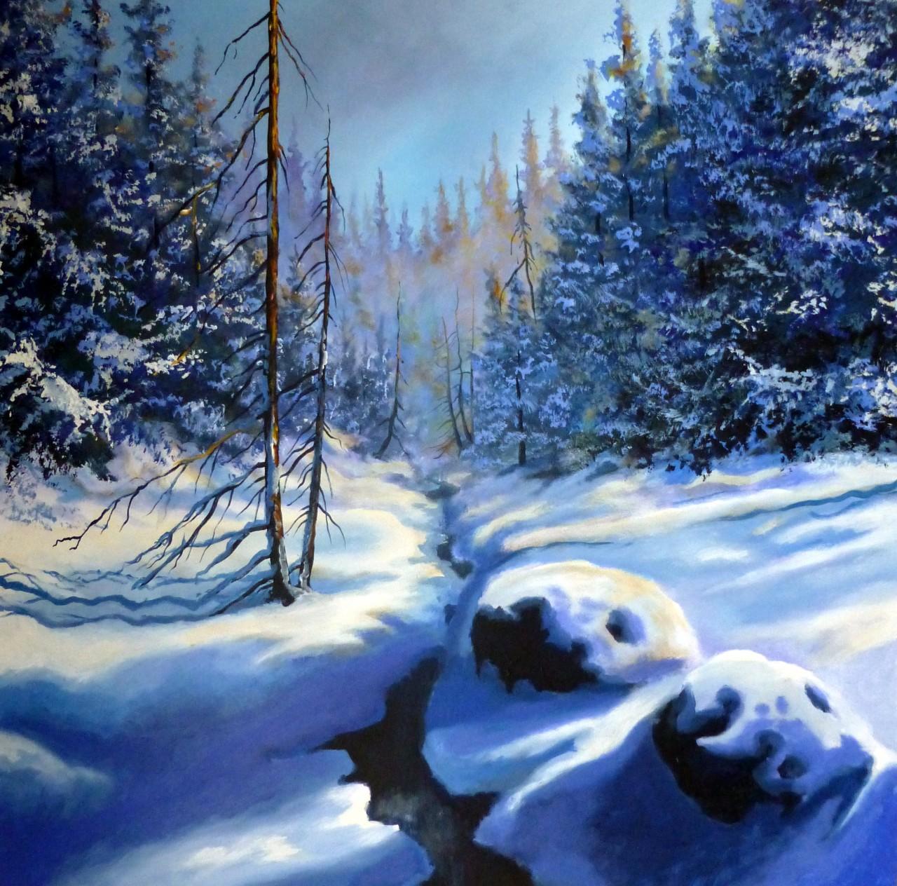 Vinterkväll